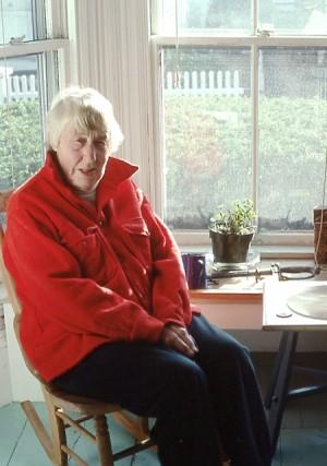 Mary Hackett, by Jay Critchley.