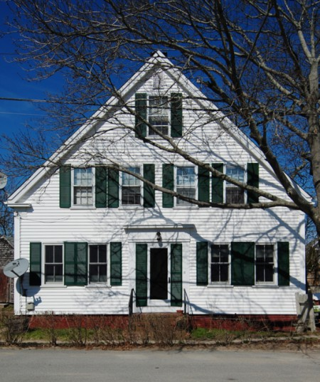 11 Pleasant Street, by David W. Dunlap (2011).