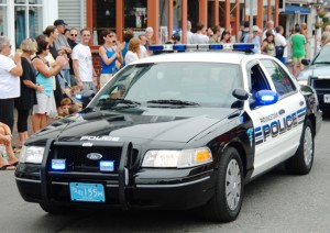 Provincetown Police Department RMP, by David W. Dunlap (2010).