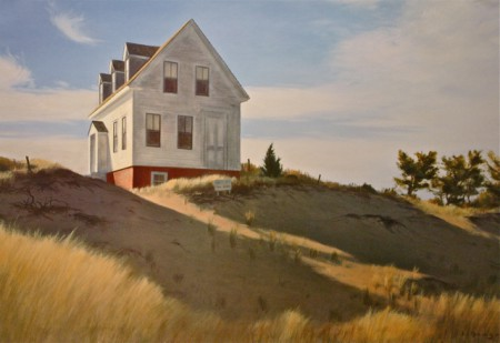 """House on a Dune"" (1997), by John Dowd."